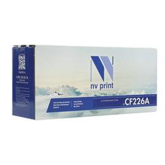 Картридж лазерный HP (CF226A) LaserJet Pro M402d/<wbr/>n/dn/<wbr/>dw/<wbr/>426dw/<wbr/>fdw, ресурс 3100 стр., NV PRINT совместимый