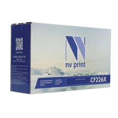 Картридж лазерный NV PRINT (NV-CF226X) для HP LaserJet Pro M402d/<wbr/>n/dn/<wbr/>dw/<wbr/>426dw/<wbr/>fdw, ресурс 9000 стр.
