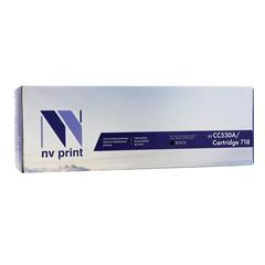 Картридж лазерный NV PRINT (NV-718BK) для CANON LBP7200Cdn/<wbr/>MF8330Cdn/<wbr/>8350Cdn, черный, ресурс 3400 стр.