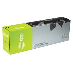 Картридж лазерный HP (CF312A) ColorLaserJet M855, желтый, ресурс 31500 стр., CACTUS, совместимый