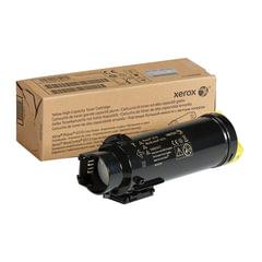 Картридж лазерный XEROX (106R03487) Phaser 6510/<wbr/>WC 6515, желтый, ресурс 2400 стр., оригинальный