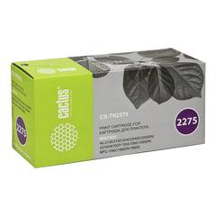 Картридж лазерный CACTUS (CS-TN2275) для BROTHER HL-2240R/<wbr/>2250/<wbr/>DCP-7060/<wbr/>7065, ресурс 2600 стр.