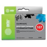 Картридж струйный CANON (PFI-107C) iPF680/<wbr/>685/<wbr/>780/<wbr/>785, голубой, 130 мл, CACTUS совместимый