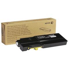 Картридж лазерный XEROX (106R03521) VersaLink C400/<wbr/>C405, желтый, ресурс 4800 стр., оригинальный