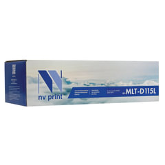 Картридж лазерный SAMSUNG (MLT-D115L) SL-M2620/<wbr/>2820/<wbr/>2870, ресурс 3000 стр., NV PRINT, совместимый