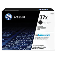 Картридж лазерный HP (CF237X) LaserJet Enterprise M608/<wbr/>M609/<wbr/>M631/<wbr/>M632, №37X, оригинальный, ресурс 25000 страниц