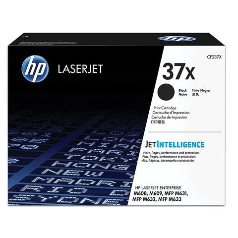Картридж лазерный HP (CF237X) LaserJet Enterprise M608/M609/M631/M632, №37X, оригинальный, ресурс 25000 страниц