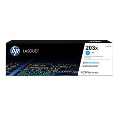 Картридж лазерный HP (CF541X) LaserJet Pro M254/<wbr/>M280/<wbr/>M281, голубой, ресурс 2500 стр., оригинальный
