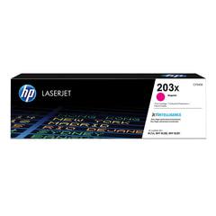 Картридж лазерный HP (CF543X) LaserJet Pro M254/<wbr/>M280/<wbr/>M281, пурпурный, ресурс 2500 стр., оригинальный