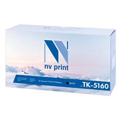 Тонер-картридж KYOCERA (TK-5160K) ECOSYS P7040cdn, черный, ресурс 16000 стр., NV PRINT совместимый