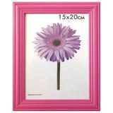 Рамка премиум 15×20 см, «Linda», дерево, малиновая (для фотографий)
