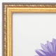 Рамка премиум 30×40 см, «Dorothy», пластик, золото (для дипломов, сертификатов, грамот, фотографий)