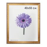 Рамка премиум 40×50 см, «Dorothy», пластик, золото (для студийных и оформительских работ)