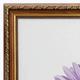 Рамка премиум 30×40 см, «Dorothy», пластик, коричневая (для дипломов, сертификатов, грамот, фотографий)