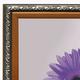 Рамка премиум 30×40 см, «Rosa», пластик, бронза (для дипломов, сертификатов, грамот, фотографий)