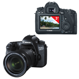 "����������� ���������� CANON EOS 6D 24-105�� IS STM, 20,2 ��, 3"" ��-�������, Full HD, Wi-Fi, GPS"
