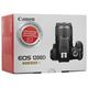 "����������� ���������� CANON EOS 1200D, 18-55 �� III, 18 ��, 3"" ��-�������, Full HD, ������"
