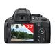 """����������� ���������� NIKON D7100, 18-140 ��, VR, 24,1 ��, 3,2 """"��-�������, Full HD, ������"""