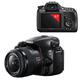 """Фотоаппарат зеркальный SONY ALPHA SLT-A58K, 18-55 мм, 20,1 Мп, 2,7"""" ЖК-монитор поворотный, Full HD"""