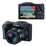 "����������� ���������� CANON PowerShot SX410 IS, 20 ��, 40� zoom, 3"" ��-�������, ������"