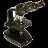 Микроскоп лабораторный LEVENHUK 625, 40-2000 кратный, бинокулярный, 3 объектива
