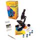 Микроскоп учебный LEVENHUK 3S NG, 200 кратный, монокулярный, 1 объектив