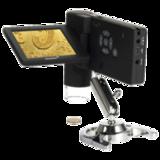 """��������� �������� LEVENHUK DTX 500 Mobi, 20-500 �������, 3"""" ��-�������, ������ 5 ��, microSD, �����������"""