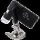 """Микроскоп цифровой LEVENHUK DTX 500 Mobi, 20-500 кратный, 3"""" ЖК-монитор, камера 5 Мп, microSD, портативный"""