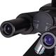 Микроскоп лабораторный LEVENHUK D870T, 40-2000 кратный, тринокулярный, 4 объектива, цифровая камера 8 Мп