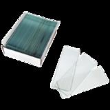 Стекла предметные LEVENHUK G50, для изготовления микропрепаратов, 75×25 мм, 1000-1200 мкм, 50 шт.