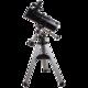 Телескоп LEVENHUK Skyline 120×1000 EQ, рефлектор, 2 окуляра, ручное управление, для начинающих