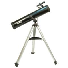 Телескоп LEVENHUK Skyline 76×700 AZ, рефлектор, 2 окуляра, ручное управление, для начинающих
