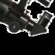 Телескоп LEVENHUK Skyline 90×900 EQ, рефрактор, 2 окуляра, ручное управление, для начинающих