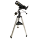 Телескоп LEVENHUK Skyline PRO 80 MAK, катадиоптрик, 2 окуляра, ручное управление, для начинающих