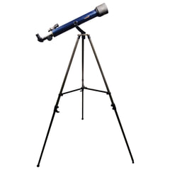Телескоп LEVENHUK Strike 60 NG, рефрактор, 2 окуляра, ручное управление, для начинающих