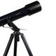 Телескоп LEVENHUK Strike 80 NG, рефрактор, 2 окуляра, ручное управление, для начинающих