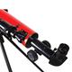 Телескоп LEVENHUK Фиксики Верта, рефрактор, 2 окуляра, ручное управление, детский