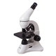 Микроскоп учебный LEVENHUK Rainbow 50L, 40-800 кратный, монокулярный, 3 объектива