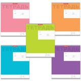 Тетрадь 24 л., ERICH KRAUSE, линия, обложка мелованный картон, «Новая классика»
