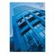 Тетрадь 80 л., А4, HATBER, склейка, клетка, обложка мелованный картон, «Архитектура»
