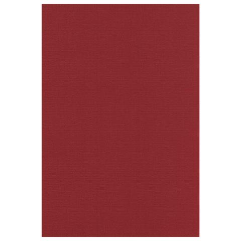 Тетрадь 80 л., А4 HATBER, клетка, полимерная обложка, красная, 80Т4пмB3