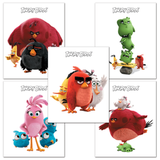 ������� «ANGRY BIRDS» — (MOVIE), 18 �., ������, ������� ���������� ������, HATBER