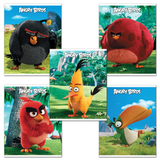 ������� «ANGRY BIRDS» — (MOVIE), 48 �., ������, ������� ���������� ������, HATBER