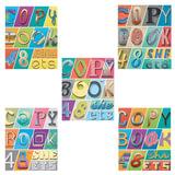 Тетрадь 48 л., HATBER VK, линия, обложка мелованный картон, «Copybook», 48Т5С2
