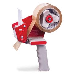 Диспенсер для клейкой упаковочной ленты BRAUBERG, для ленты шириной до 50 мм
