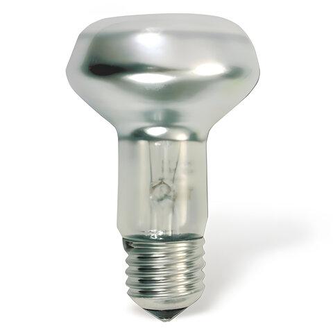 Лампа накаливания OSRAM Concentra Spot R63 E27, 60 Вт, «зеркальная», колба d=63 мм, цоколь d=27 мм