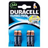 ��������� DURACELL Turbo AAA LR3, �������� 4 ��, � ��������, 1.5 � (����� ������ �������� ���������)