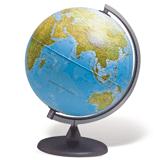 Глобус физический TECNODIDATTICA «Orion» (Италия), диаметр 300 мм