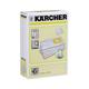 Пылесборники KARCHER (КЕРХЕР), комплект 5 шт., из нетканного материала, для пылесоса VC 6300