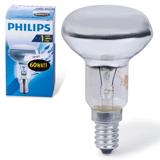����� ����������� PHILIPS Spot R50 E14 30D, 60 ��, ����������, ����� d = 50 ��, ������ E14, ���� 30�